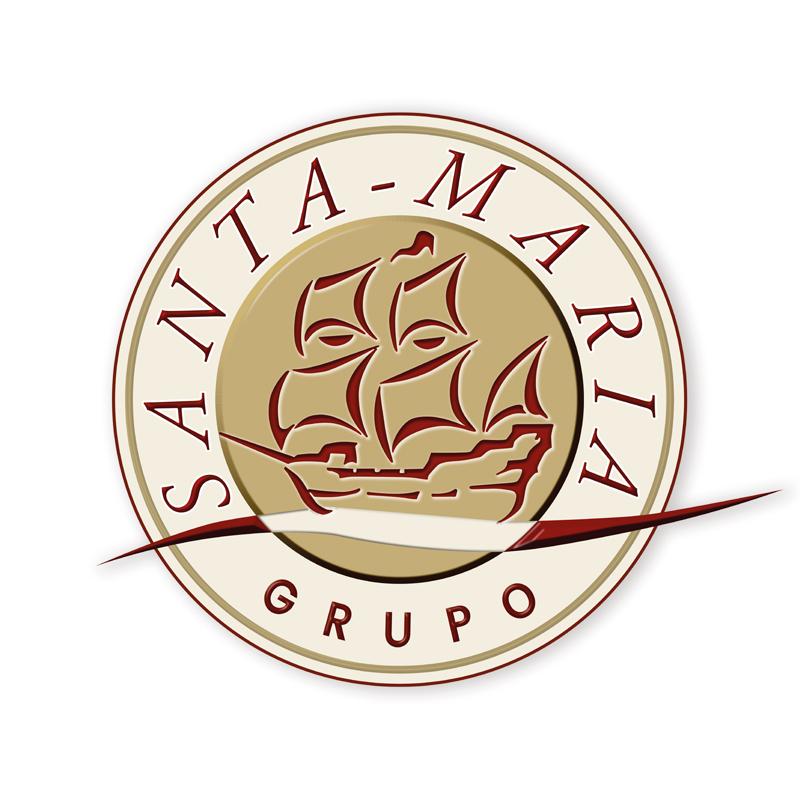 Antiguo Logo Grupo Santa María