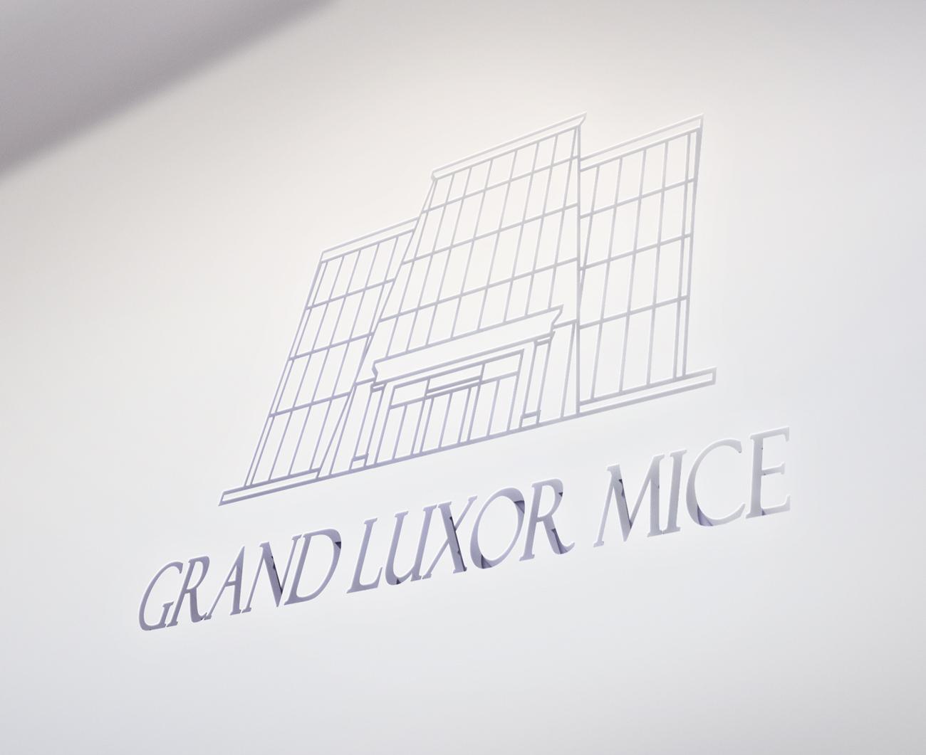 Logo Grand Luxor MICE